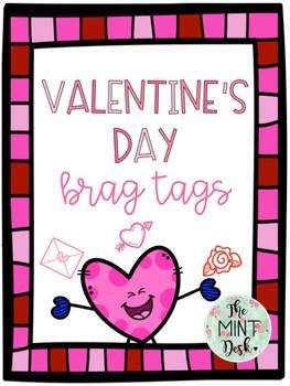 Valentine's Day Brag Tag!