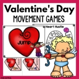 Valentine's Day Brain Breaks and Movement Games