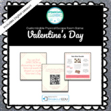 Customizable Valentine's Day Escape Room / Breakout Game