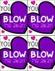 Valentine's Day Bubble Tag