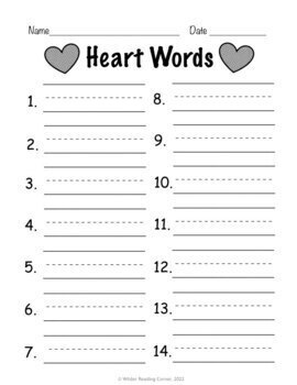 Valentine's Day Build CVC Words- February Literacy Center or Word Work Station