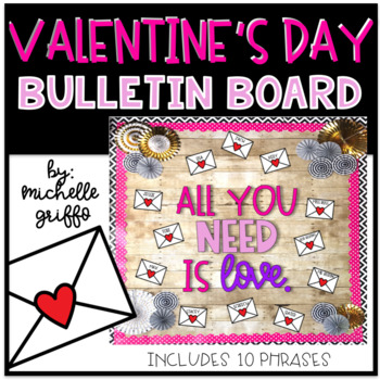 Valentineu0027s Day Bulletin Board