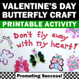Valentine's Day Bulletin Board Activities, Spring Craftivity SPS
