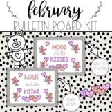 Valentine's Day Bulletin Board or Door Decor Kit