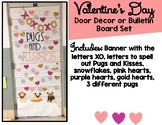 Valentine's Day Bulletin Board or Door Display Set