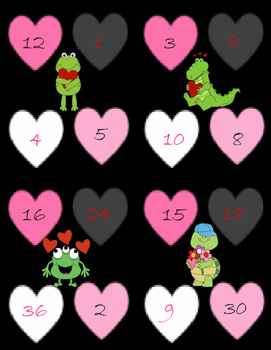 Valentine's Day Bump Game Bundle