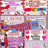 Valentine's Day Bundle #2 Activities