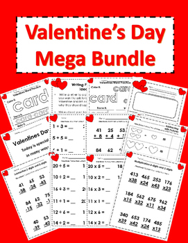 Valentine's Day Bundle (First 10 Downloads are Free!!!)