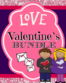 Valentine's Day Bundle * BONUS Party Printables*