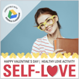 Valentine's Day BUNDLE- Love/Relationship PROJECT & Calculating SUGAR Activities