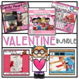 Valentine's Day Bundle | Math and Literacy Activities |