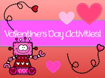 Valentine's Day Bundle! *NEW