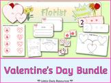 Valentine's Day Bundle - Preschool, Pre-K & Kindergarten