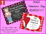 """Valentine's Day Bundle """"Roses are Pink"""" & """"The Ballad of Valentine"""""""