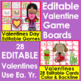 Valentine's Day Bundle for K/1: Valentines, Candy Heart Math, Adding, Readers