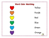 Valentine's Day/Heart Activities for Pre-k/K