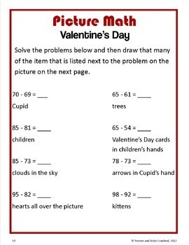 Valentine's Day Bundle for Second Grade Endless