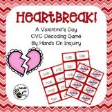 Valentine's Day CVC Game