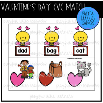 Valentine's Day CVC Match