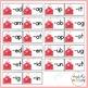 Valentine's Day CVC Word Family Sort & Match