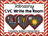 February CVC Write the Room