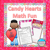 Candy Heart Activity: Sorts, Graph, Experiment & Our Observation