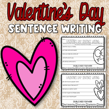 Valentine's Day Writing