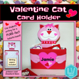 Valentine's Day Craft-  Card Holder and Writing Papers