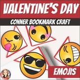 Valentine's Day Card and Corner Bookmark Freebie