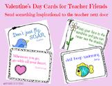 Valentine's Day Card for Teachers