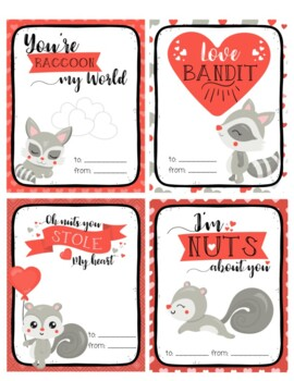 Valentine's Day Cards 40 count