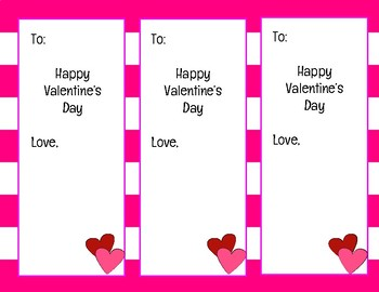 Valentine's Day Cards- Any Age