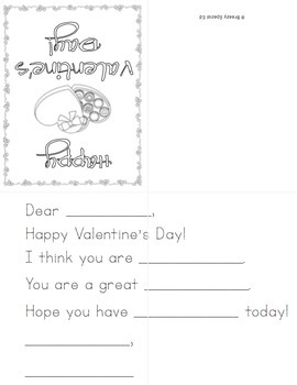 Valentine's Day Cards: Differentiated for ALL your Special Ed Students