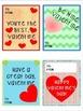 Valentine's Day Cards Freebie!