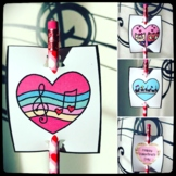 Valentine's Day Cards / Pencil Toppers