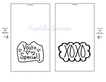 Valentine's Day Cards-Printable
