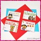 Valentine's Day Cards Superhero {Bilingual}
