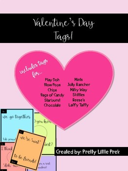 Valentine's Day Cards / Tags