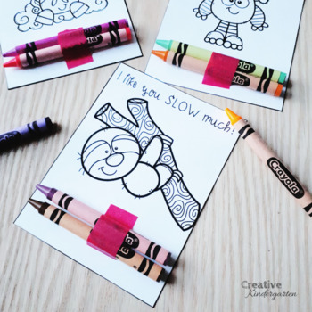 Valentine's Day Cards for Kids - A fun gift to give to students