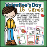 Valentine's Day Cards for Kids and Teachers Too!