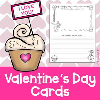 Valentines Day Cards To Parents Teaching Resources Teachers Pay