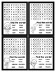 Valentine's Day Cards for Students - Editable in color & black and white!