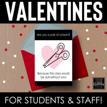 Valentine's Day Cards for Students: Punny Valentines for Your Sweet Students