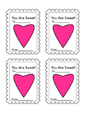 Valentine's Day Cards in English and Spanish