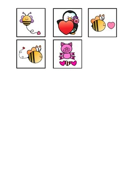 Valentine's Day Cariboo Cards