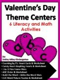 Valentine's Day Center Activities