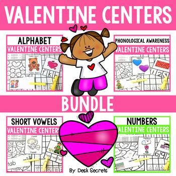 Valentine's Day Center Bundle