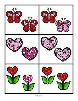 Valentine's Day Celebration Centers, Activities and Printables for Preschool