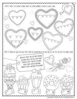 Valentine's Day Chemistry