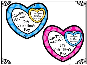 Valentine's Day Children's Craft FREEBIE